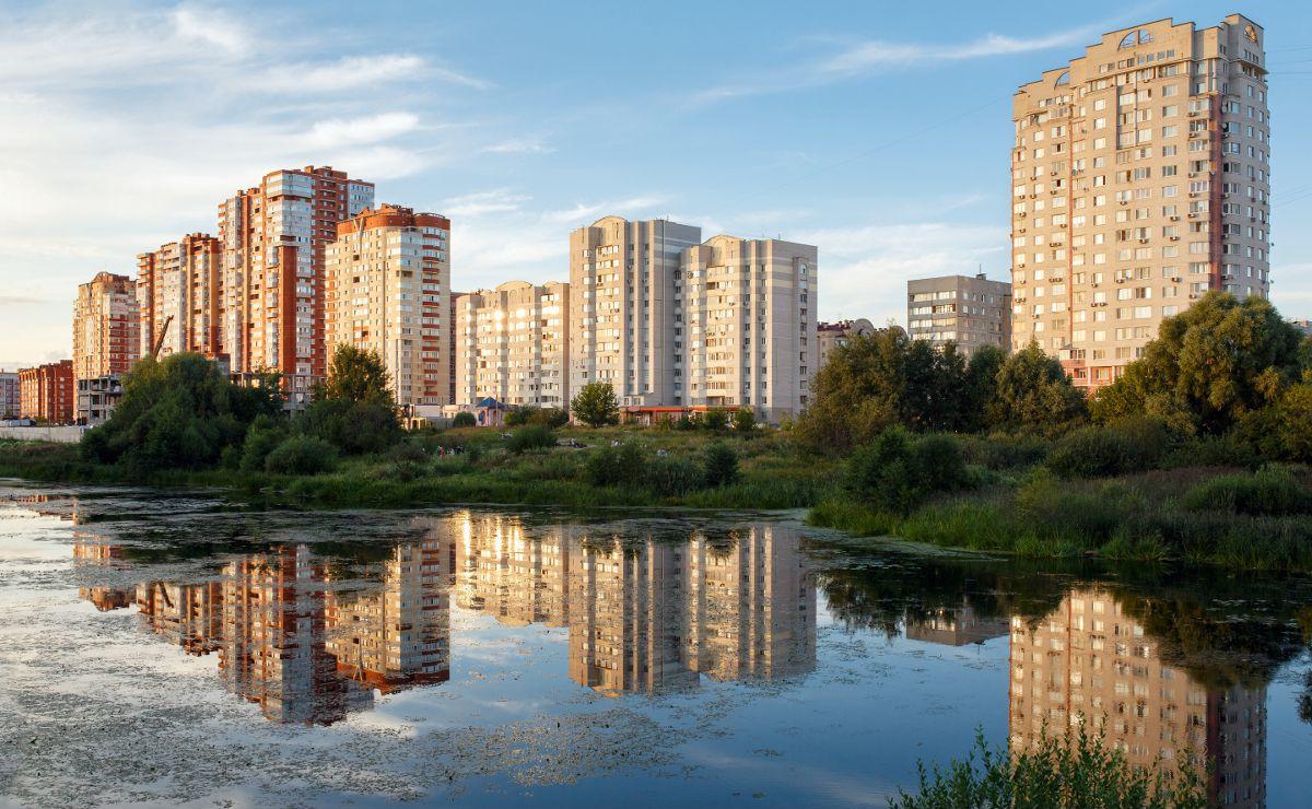 Самое дешевое жилье в россии